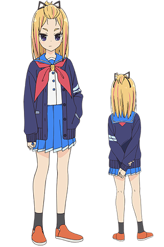 Flip Flappers chara03