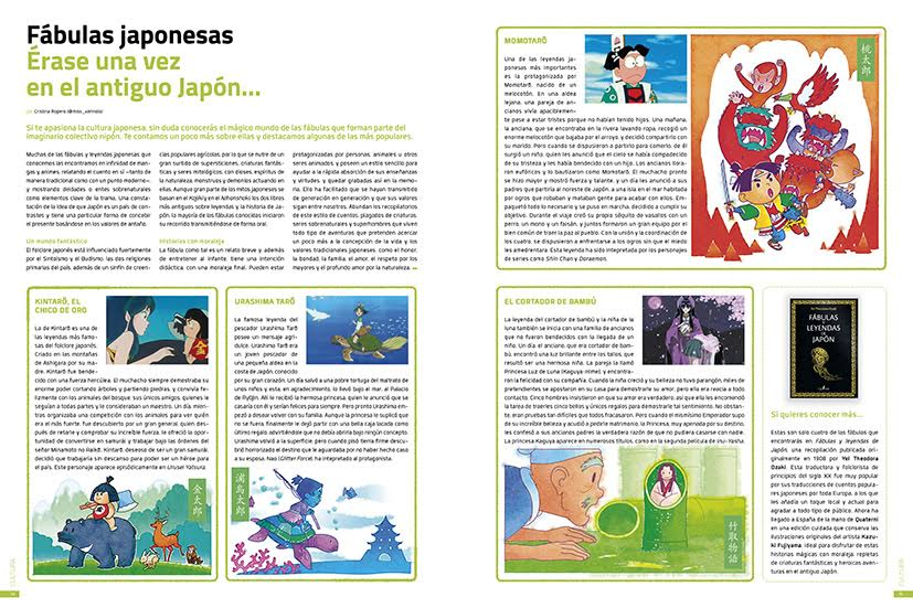 fabulas japonesas otaku bunka