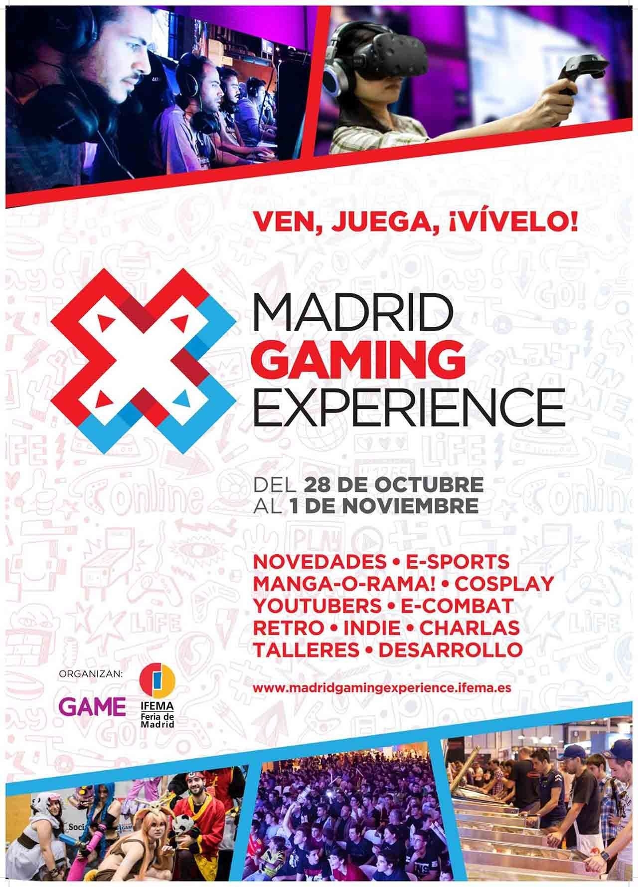 madrid games experience 2016