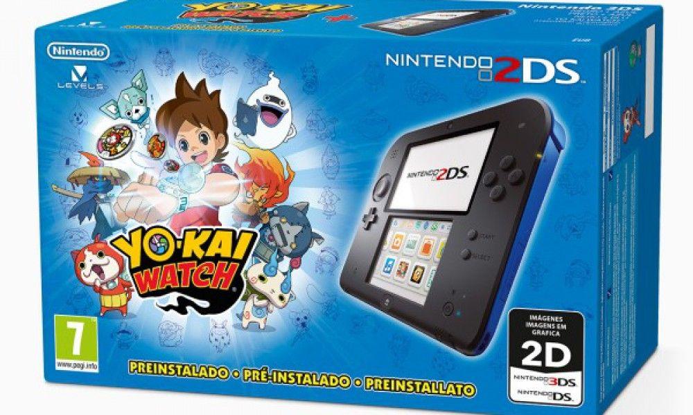 Yo Kai Watch Tendra Una Edicion Limitada Y Un Pack 2ds Este Otono