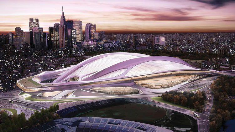 tokyo 2020 stadio