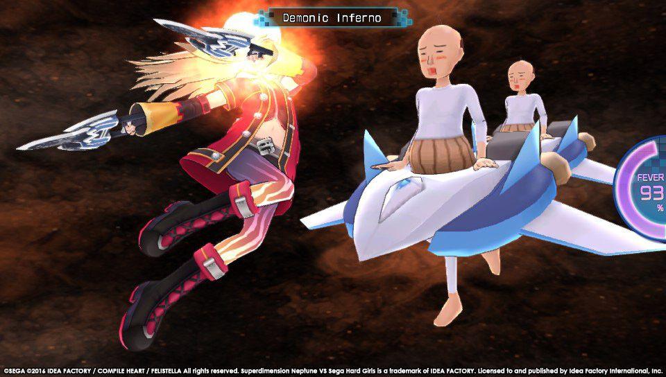Superdimension Neptune VS Sega Hard Girls 8