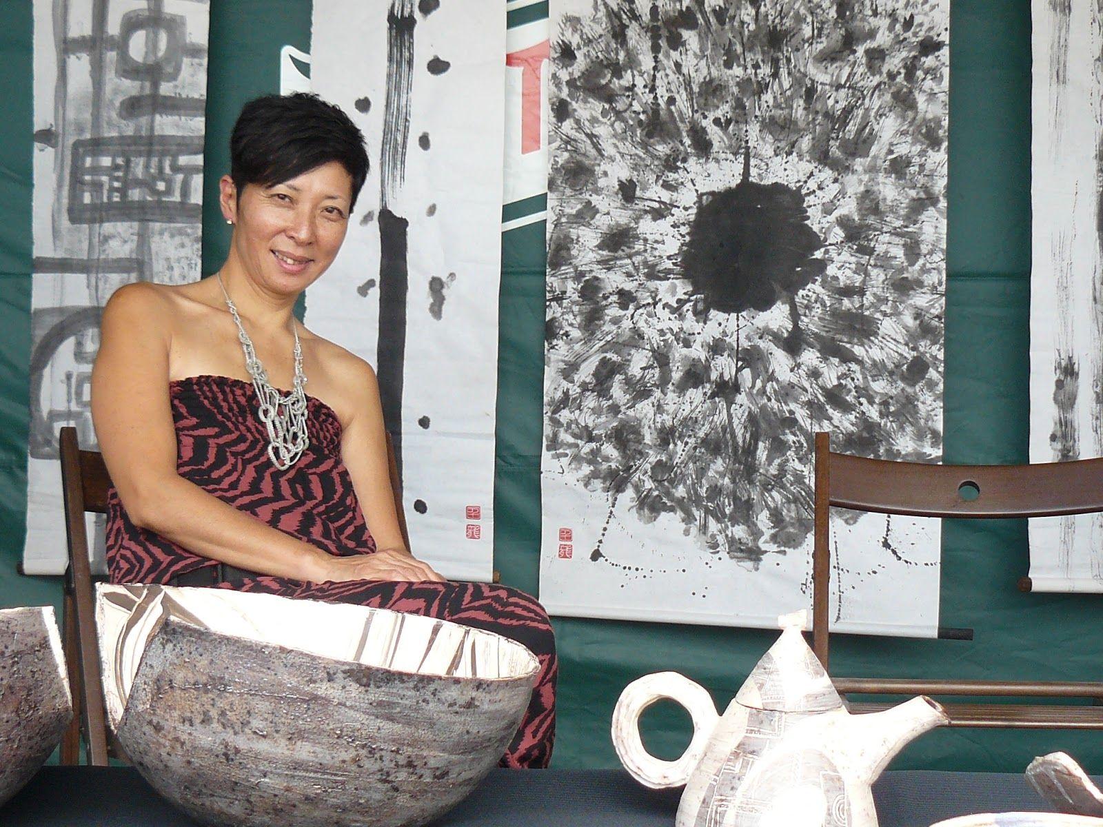 Chisato Kuroki ceramica expo