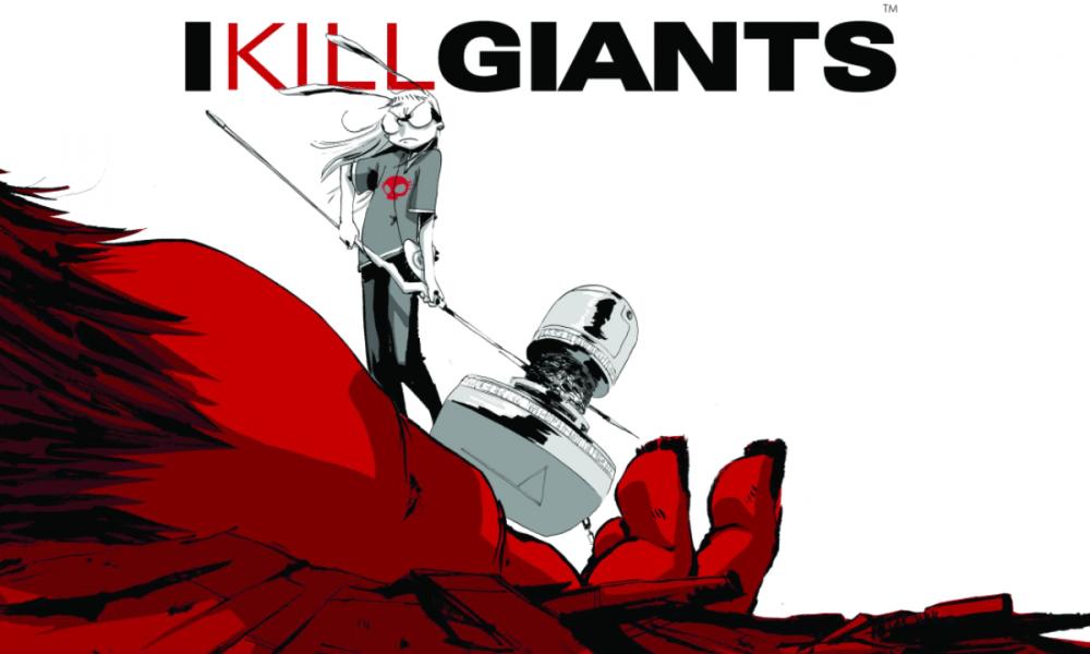 I Kill Giants - Joe Kelly (2010, Softcover)