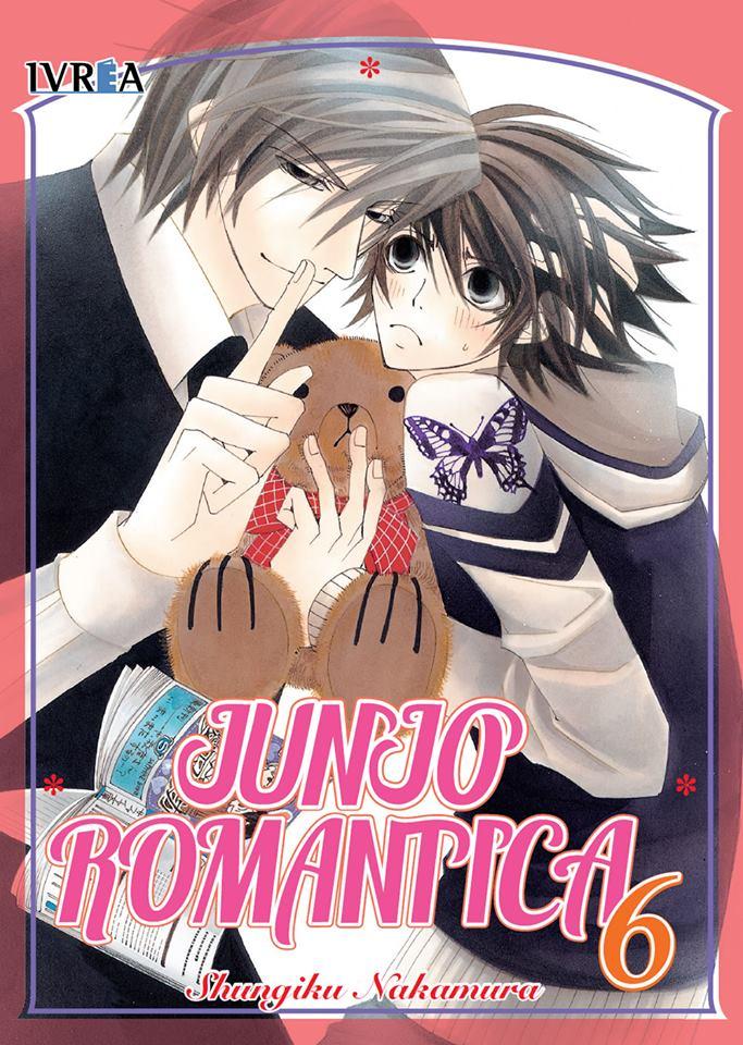 sexto tomo de Junjou Romantica