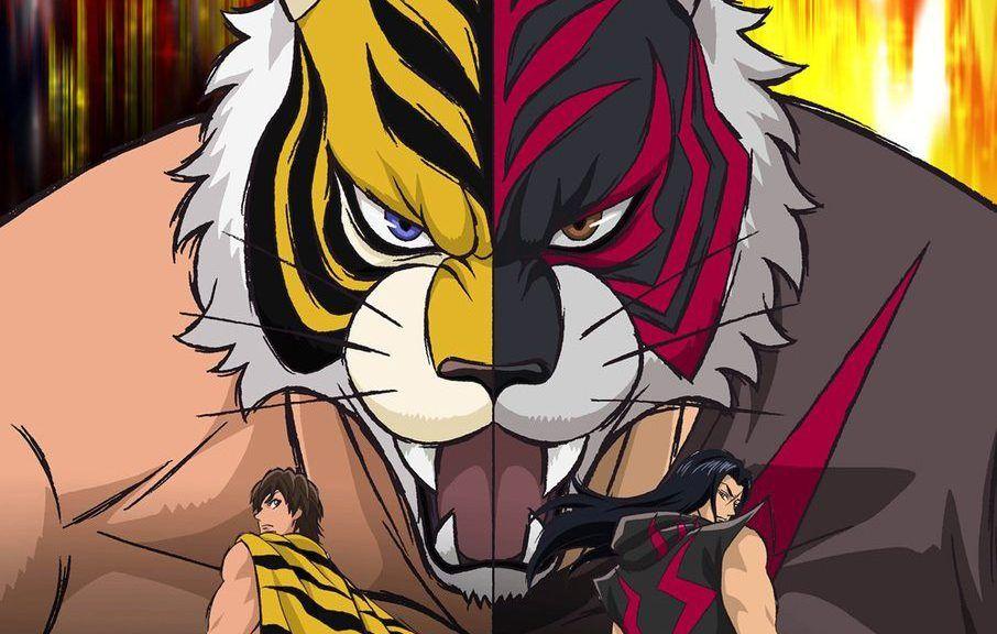 Resultado de imagen para TIGER MASK W