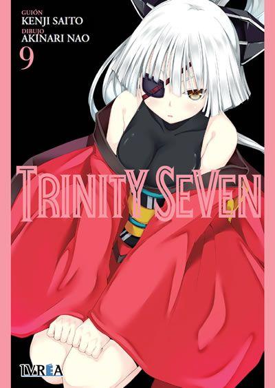 trinity seven 9