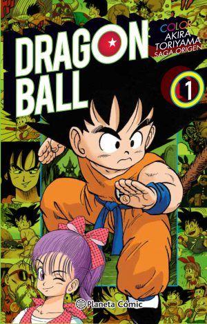 Dragon Ball Color Origen #1