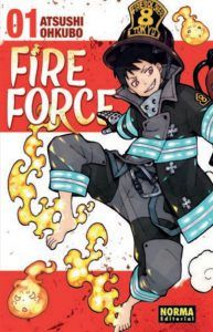 Fire Force 1 ESP