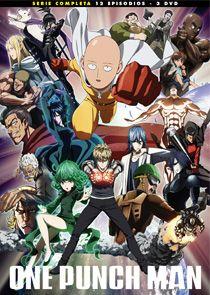 One Punch Man Temporada 1 DVD