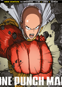 One Punch-Man – Ed. coleccionista