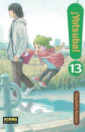 Yotsuba! #13