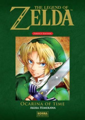 The Legend of Zelda Perfect Edition: Ocarina of time #1