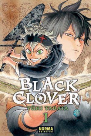Black Clover #1