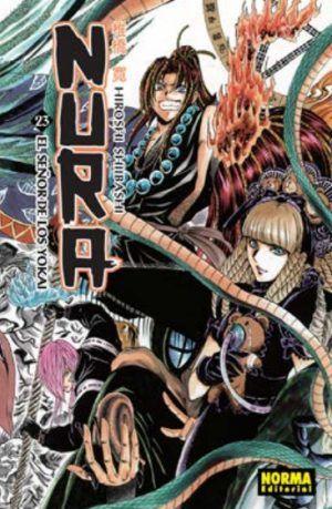 Nura, el señor de los Yokai #23