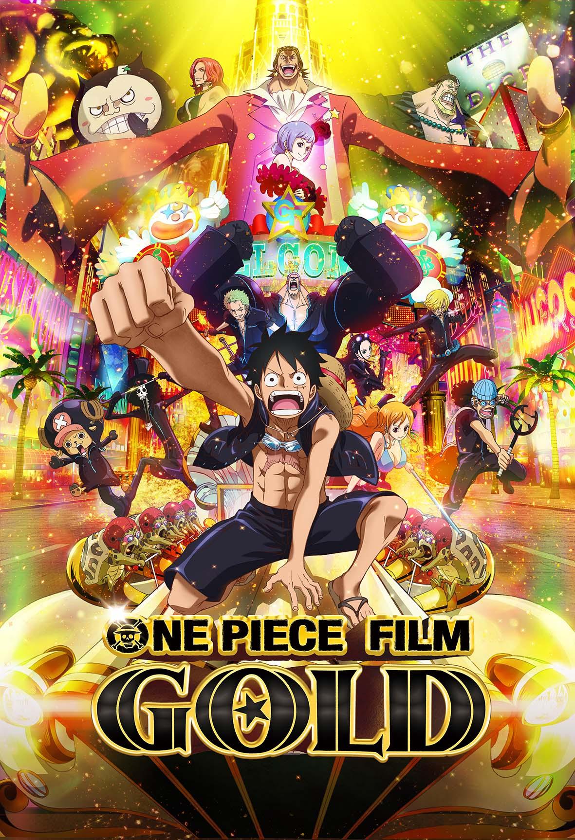 Las películas de One Piece - Ramen Para Dos