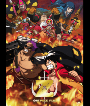 One Piece Z BD