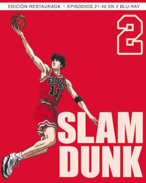 Slam Dunk #2 BD