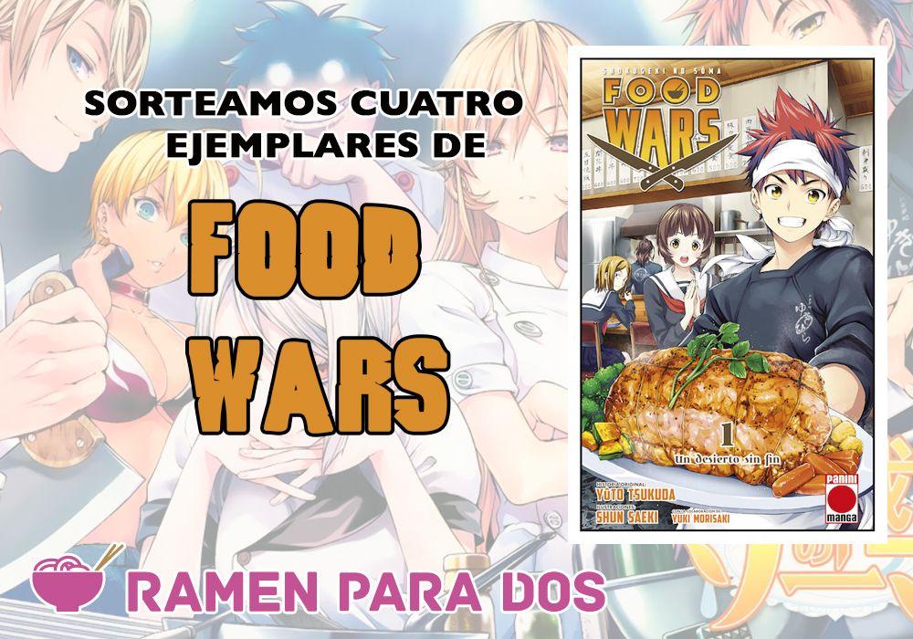 sorteo-food-wars
