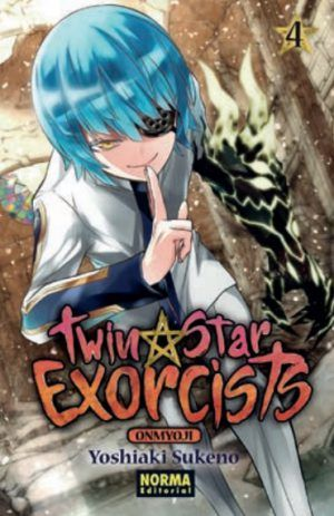 Twin Star Exorcists: Onmyouji #4