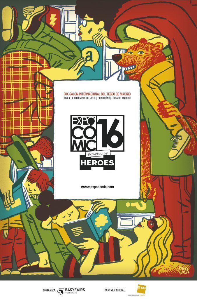 cartel-paco-roca-expocomic-2016