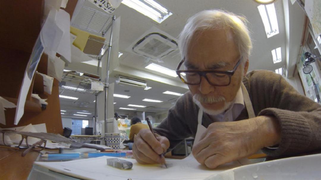 hayao-miyazaki-working