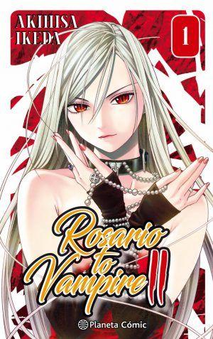 Rosario to Vampire II #1