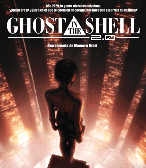 Ghost in the Shell 2.0 BD