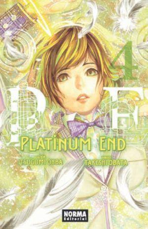 Platinum End #4