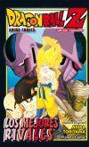 Dragon Ball Z – Anime Cómics – Los mejores rivales