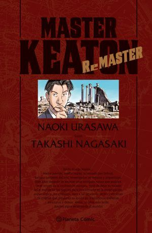 Master Keaton Re-Master