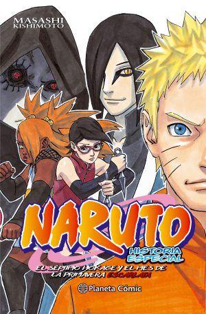 Naruto. Historia especial