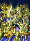 Saint Seiya Soul Of Gold – Serie Completa DVD