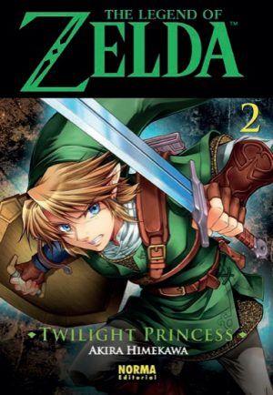 The Legend of Zelda Twilinght Princess #2