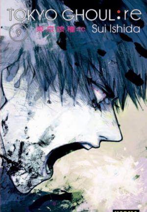 Tokyo Ghoul: re #9