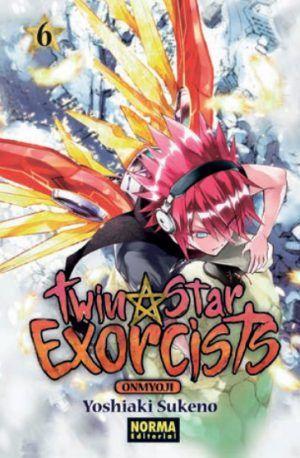Twin Star Exorcists: Onmyouji #6