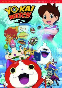 yo-kai watch dvd