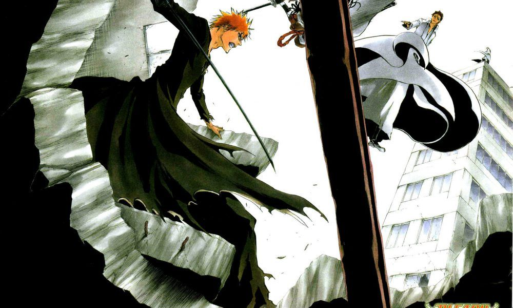 Ichigo de Bleach será personaje jugable en Jump Force