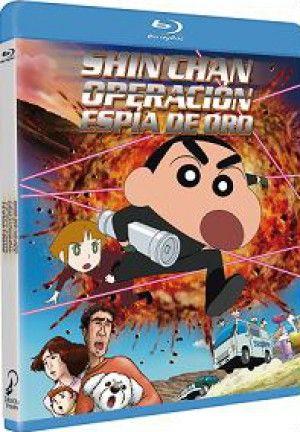 Shin Chan: Operación espía de oro BD