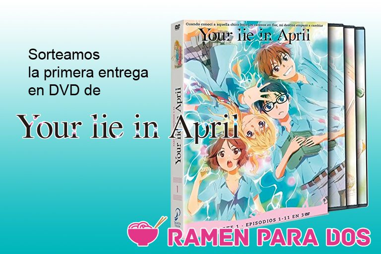 Concurso Your Lie In april