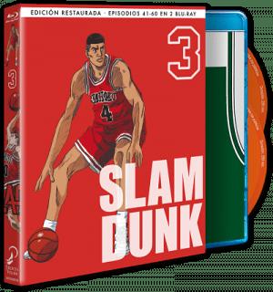 Slam Dunk #3 BD