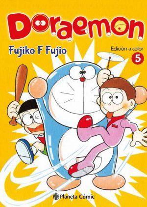 Doraemon Color #5