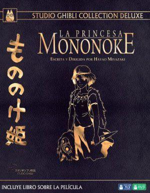 La princesa Mononoke – Ed. Deluxe