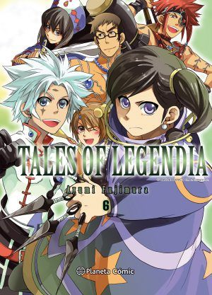 Tales of Legendia #6