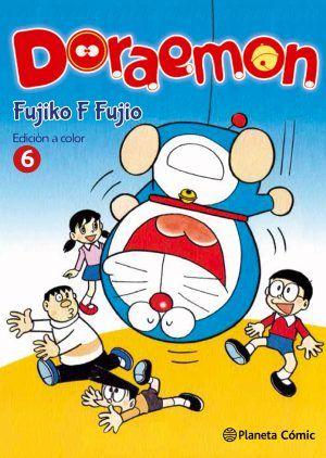 Doraemon Color #6