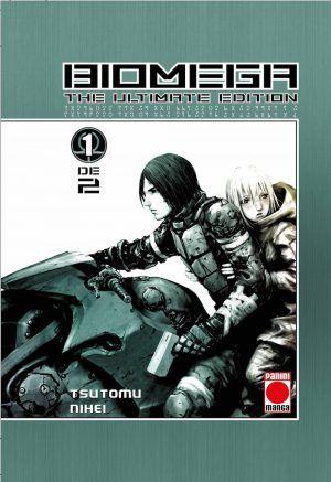 Biomega (The Ultimate Edition) #1