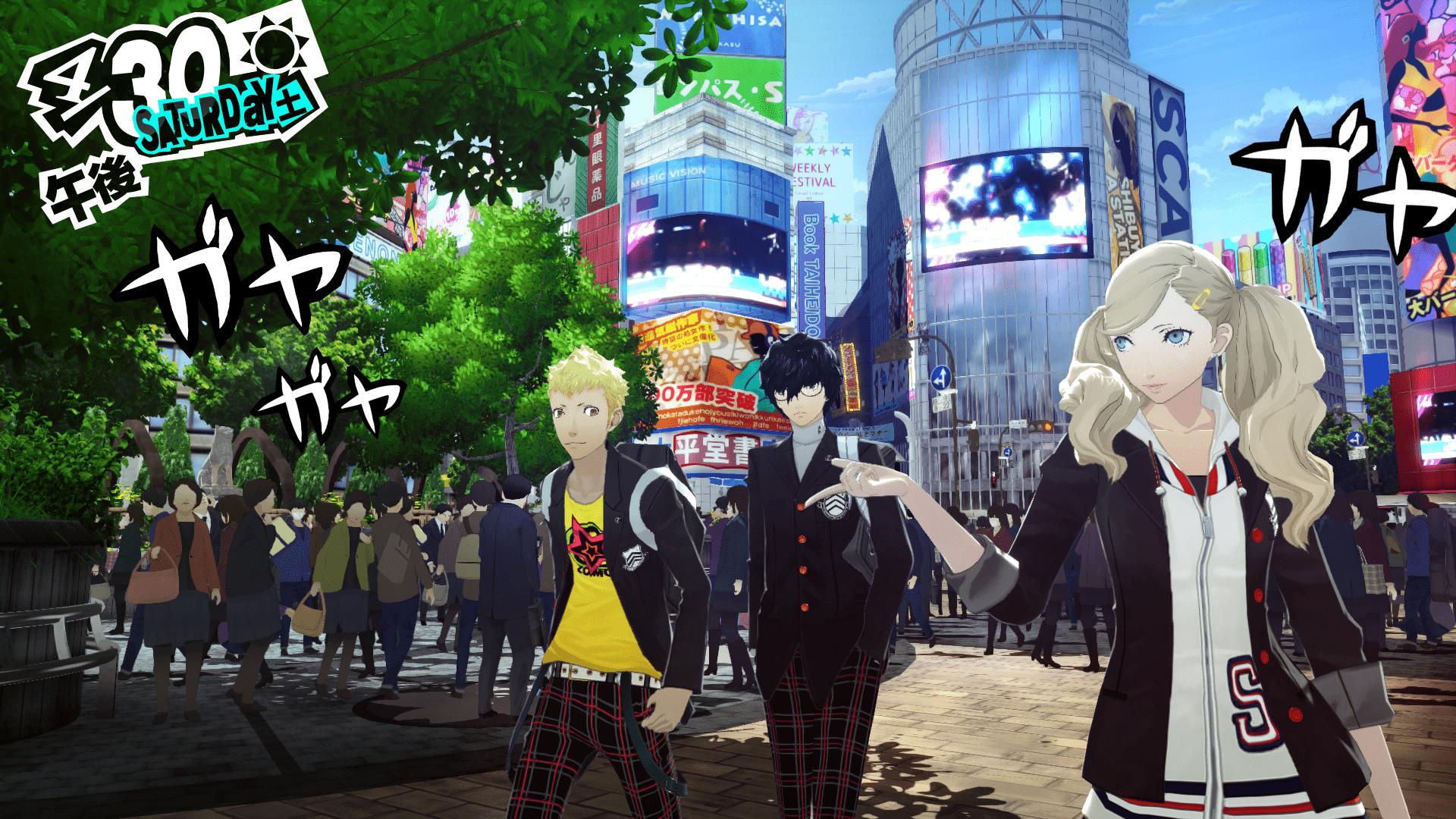 Persona 5 Royal llegará el 31 de marzo a PS4