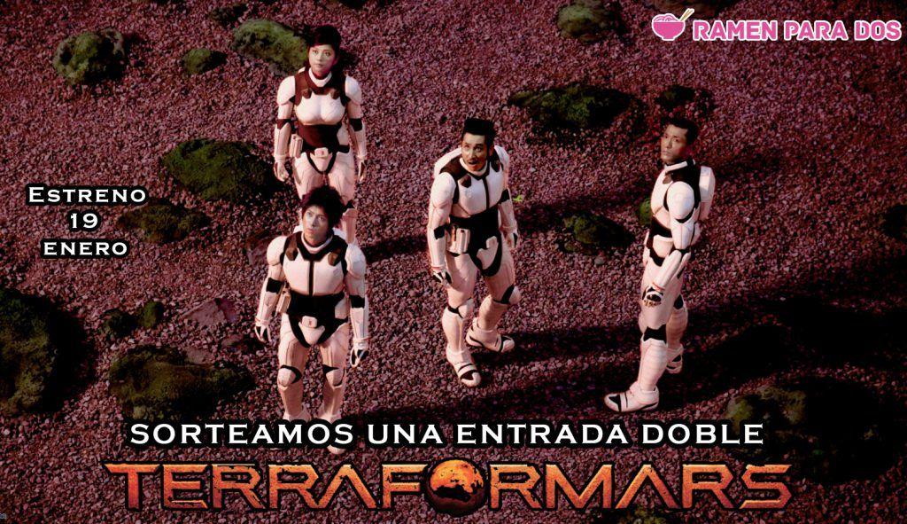 Sorteo Terraformars