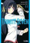 Trinity Seven #11