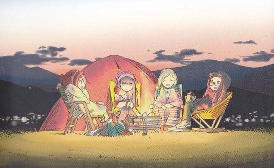 Ver Yuru Camp△ 10